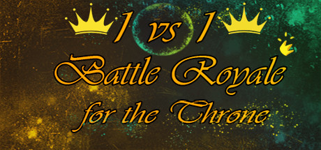 1vs1: Battle Royale for the throne cover art