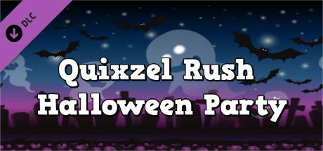 Quixzel Rush: Halloween Party Wall Paper Set