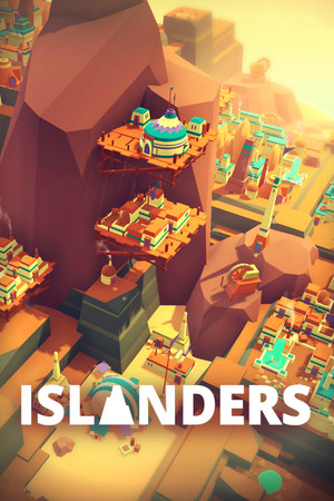 ISLANDERS poster image on Steam Backlog