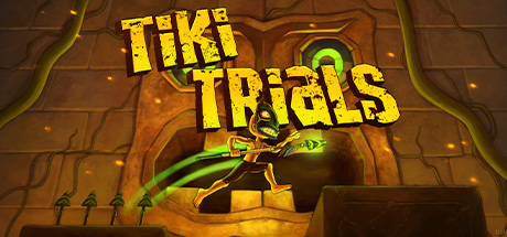 Tiki Trials cover art