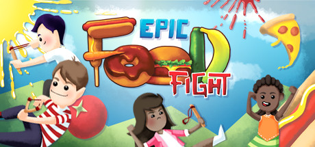 Epic Food Fight VR