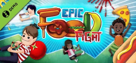 Epic Food Fight VR Demo