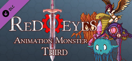 RedEyes Animation Monster Third