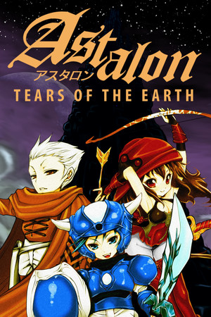 Astalon: Tears of the Earth poster image on Steam Backlog