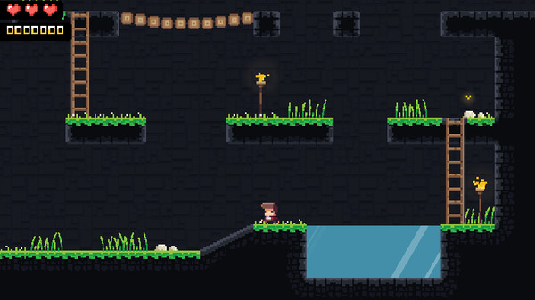 Deep The Game Screenshot