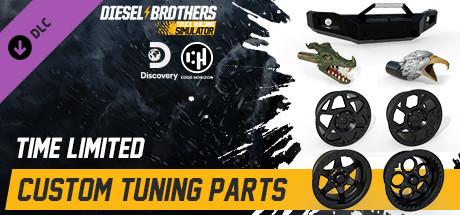 Diesel Brothers: Truck Building Simulator - Custom Tuning Parts