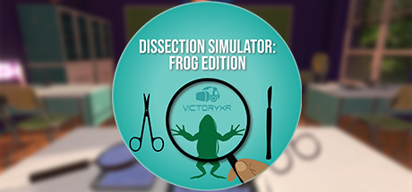 VrRoom - Dissection Simulator: Frog Edition