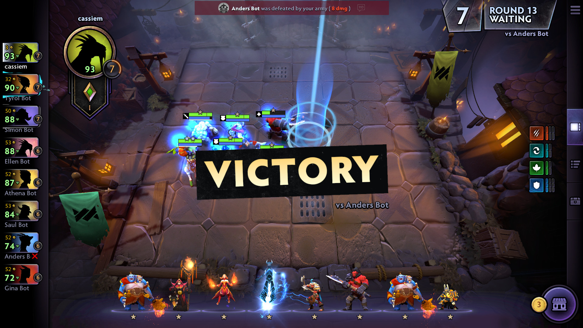 Dota Underlords on Steam