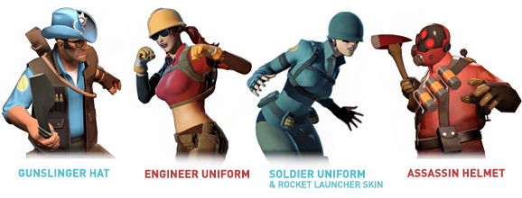 rule changes 5 and tf2 crossover gaming discussions