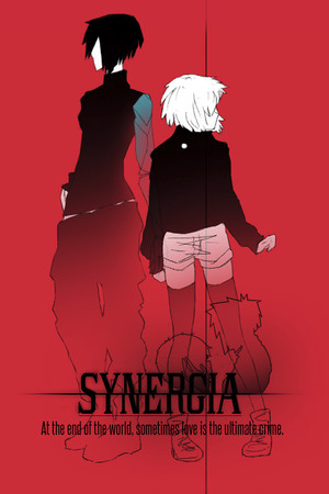 Synergia poster image on Steam Backlog