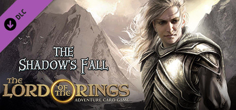 The Lord of The Rings LCG - The Shadow's Fall Expansion