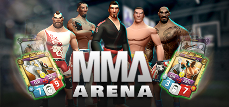 MMA Arena Capa