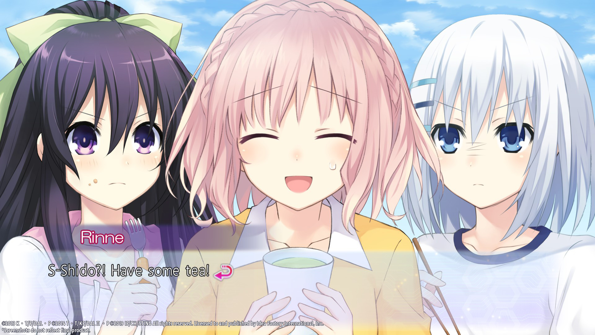 Date A Live Rio Reincarnation On Steam