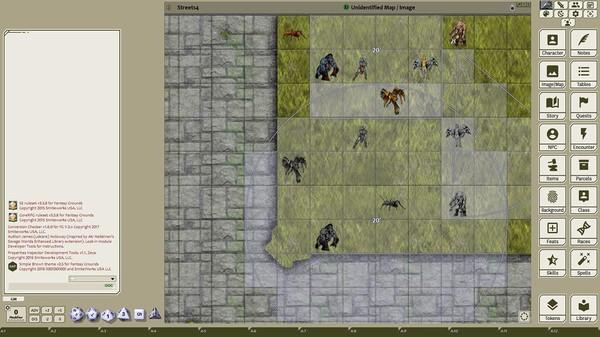 Fantasy Grounds - Creatures A-Z, Volume 8 (Token Pack) (DLC)