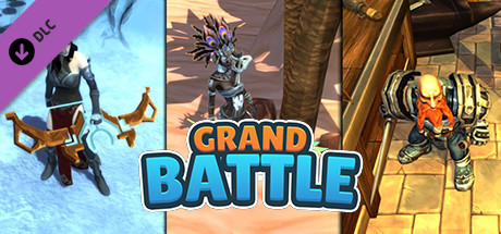 Grand Battle - Super Adventure Item Pack