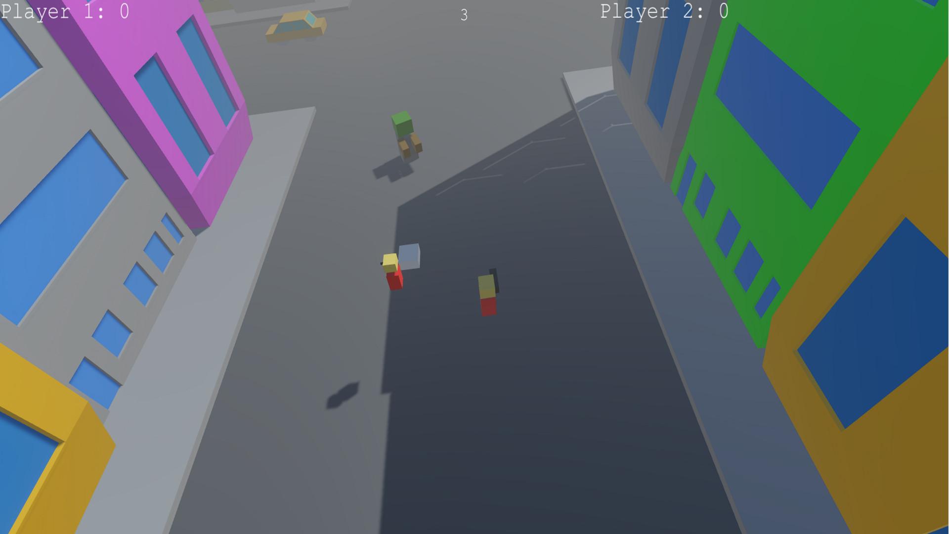 Slow Bullet VR on Steam