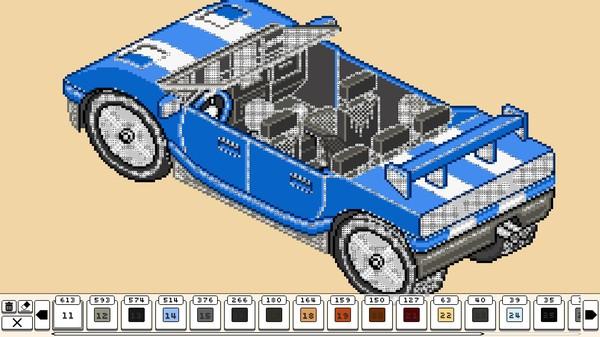 Coloring Pixels - Technology Pack (DLC)