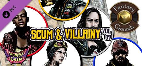 Fantasy Grounds - Scum & Villainy, Volume 9 (Token Pack)
