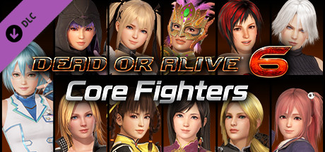 DEAD OR ALIVE 6: Core Fighters - Female Fighters Set