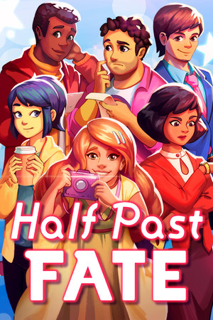 Half Past Fate poster image on Steam Backlog