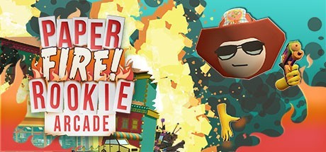 Paper Fire Rookie Arcade VR arcade game