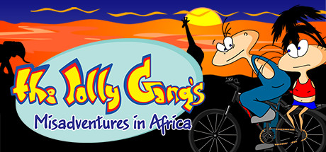 Image for The Jolly Gang's Misadventures in Africa