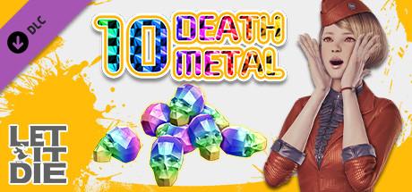 Купить LET IT DIE -(Special)10 Death Metals- 005 (DLC)