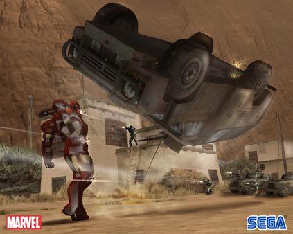 Скриншот из Iron Man