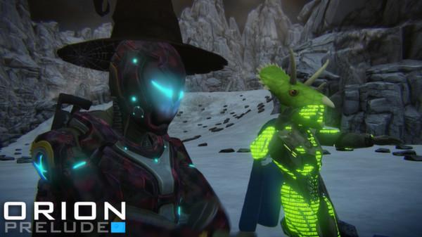 Screenshot of ORION: Prelude