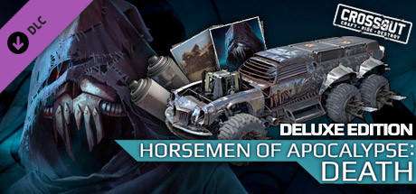 Crossout - Horsemen of Apocalypse: Death (Deluxe Edition)