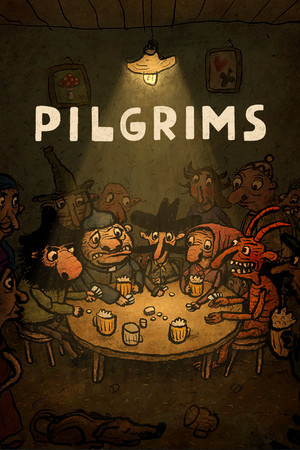 Pilgrims poster image on Steam Backlog