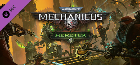 Купить Warhammer 40,000: Mechanicus - Heretek (DLC)