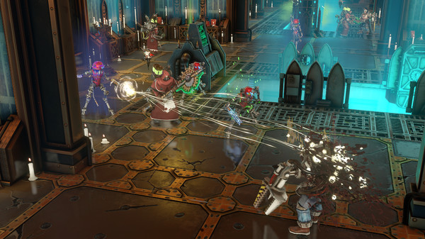 Warhammer 40000 Mechanicus Heretek ScreenShot 2