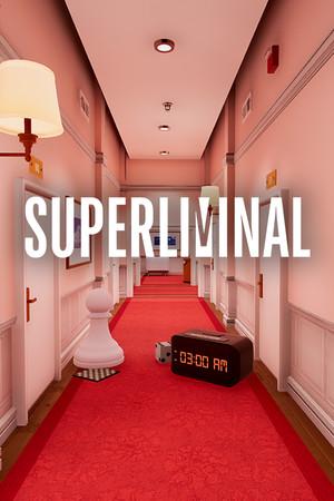 Superliminal poster image on Steam Backlog
