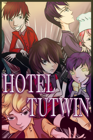 Hotel Tutwin poster image on Steam Backlog