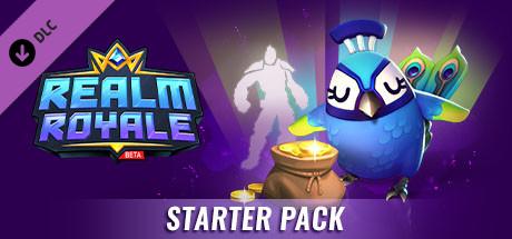 Купить Realm Royale - Starter Pack (DLC)