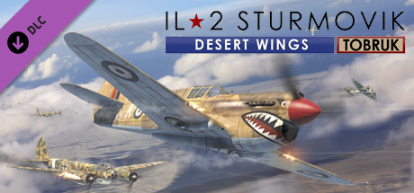 IL 2 Sturmovik Desert Wings Tobruk PROPER-CODEX