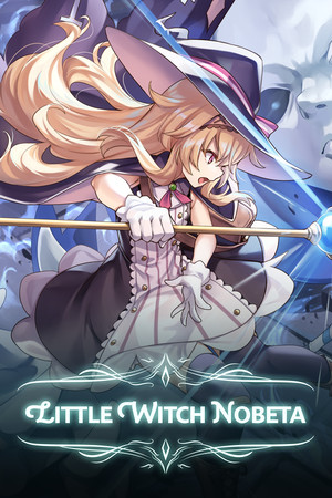 Little Witch Nobeta poster image on Steam Backlog