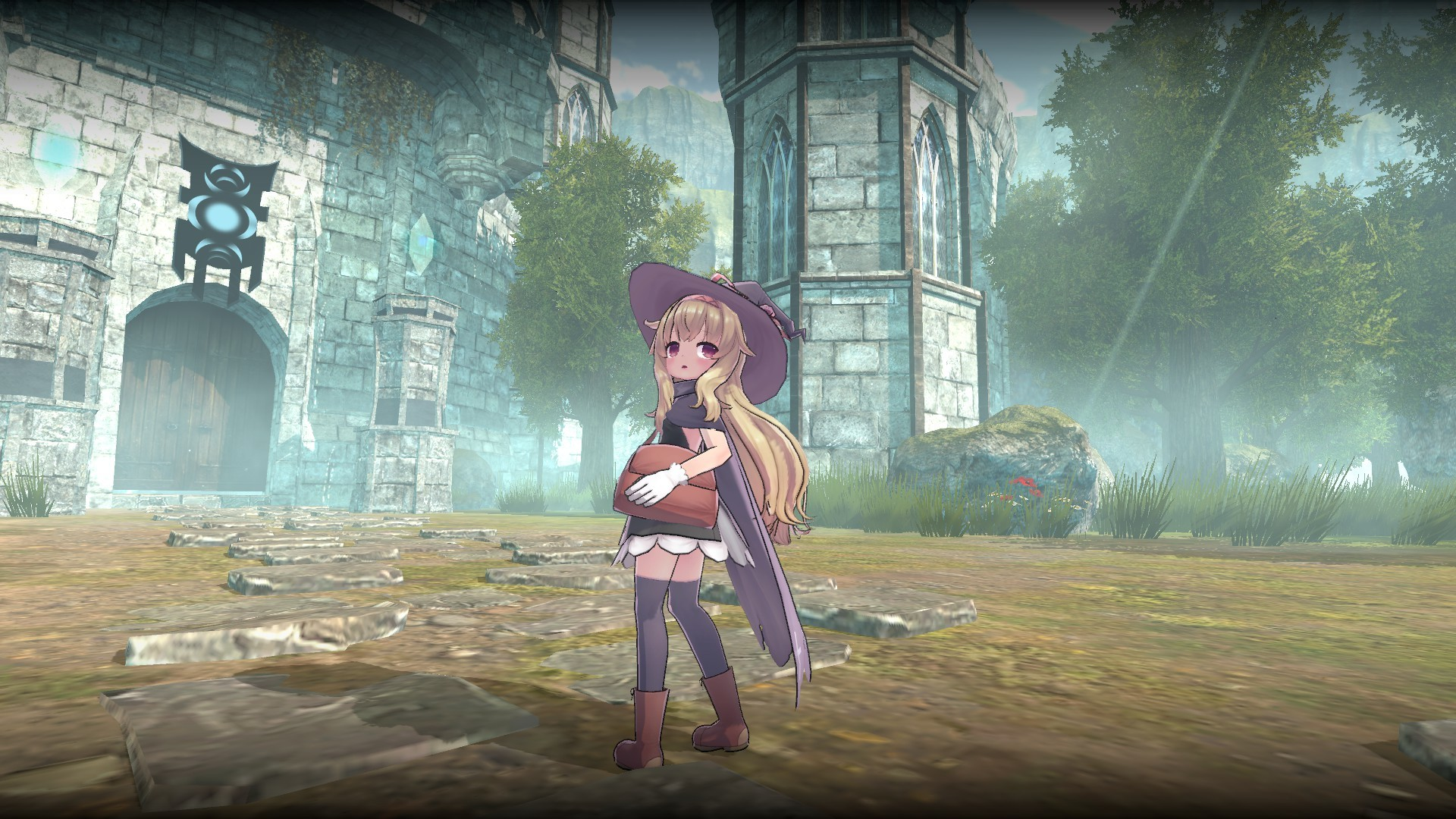Little Witch Nobeta Images