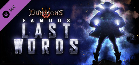 Dungeons 3 – Famous Last Words Capa