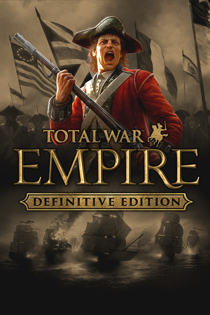 Total War: EMPIRE – Definitive Edition poster image on Steam Backlog