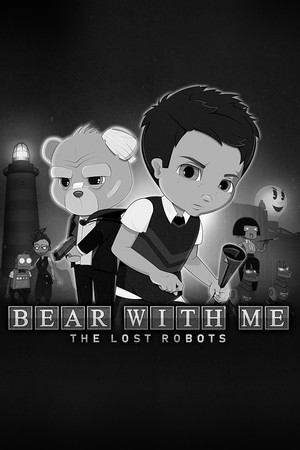 Bear With Me: The Lost Robots poster image on Steam Backlog
