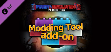 Modding Tool Add-on - Power & Revolution 2019 Edition
