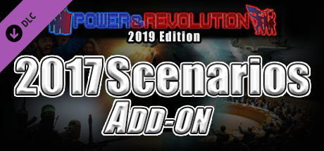 Купить 2017 Scenarios - Power & Revolution 2019 Edition (DLC)