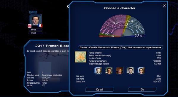 2017 Scenarios - Power & Revolution 2019 Edition (DLC)
