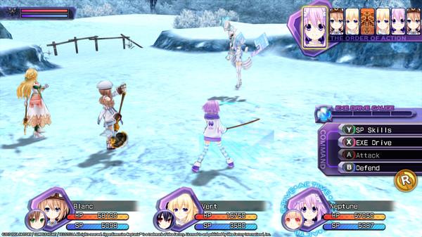 Hyperdimension Neptunia Re;Birth1 Shares Quests / シェアクエスト / 信奉心任務 (DLC)