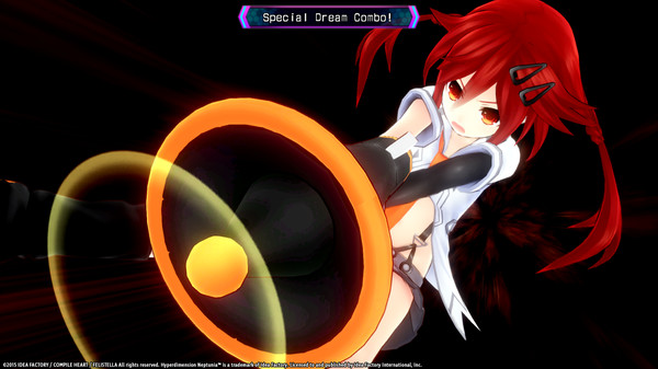 Hyperdimension Neptunia Re;Birth3 Uzume Battle Entry (DLC)