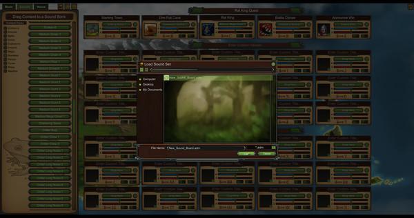 Скриншот из Ambient DM