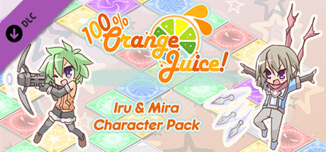 100% Orange Juice – Iru & Mira Character Pack [PT-BR] Capa
