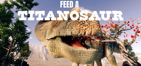 Купить Feed  A Titanosaur